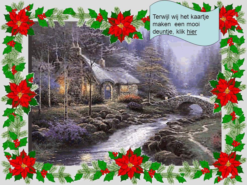 De tijd van de Kerstwensen is weer aangebroken, klik hier