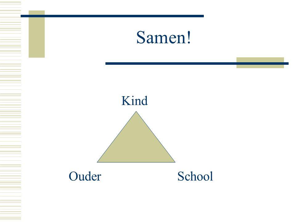 Samen! Kind Ouder School