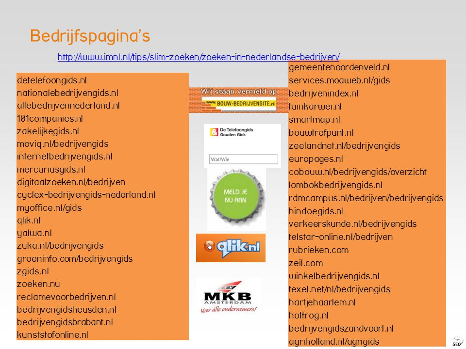 1 | scoop.it http://www.imnl.nl/tips/slim-zoeken/zoeken-in-social-bookmarkingsites/ Bookmarking sites