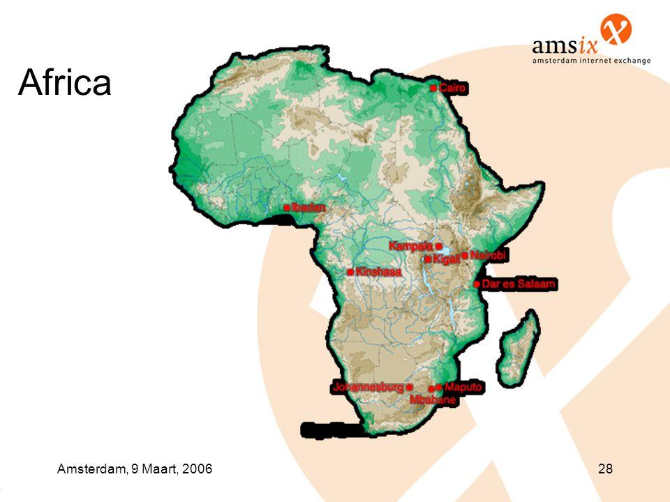 Amsterdam, 9 Maart, 200628 Africa