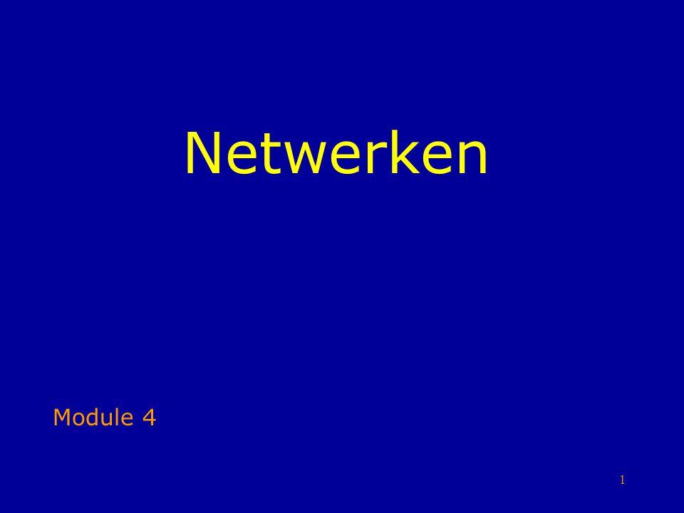 2 Wat is een netwerk.Een netwerk is een (evt.