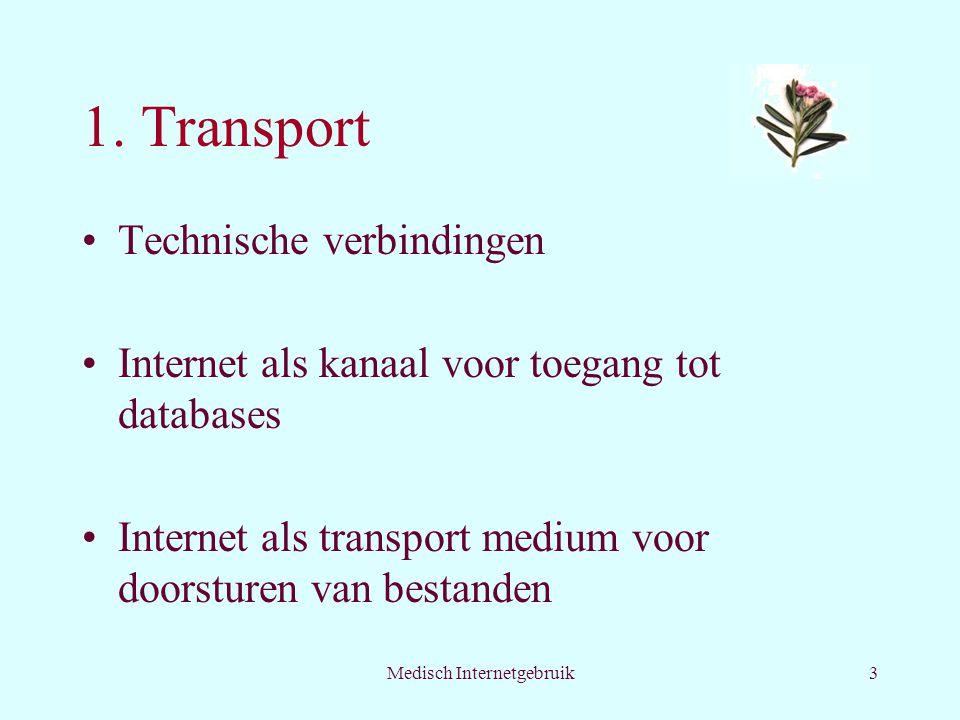 Medisch Internetgebruik4 Internetverbindingen