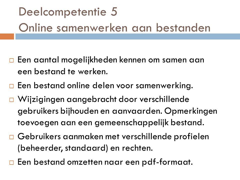  http://www.explania.com/nl/animaties/detail/wat- is-een-ip-adres http://www.explania.com/nl/animaties/detail/wat- is-een-ip-adres  http://www.explania.com/nl/animaties/detail/hoe- configureer-je-netwerkapparaten-via-dhcp http://www.explania.com/nl/animaties/detail/hoe- configureer-je-netwerkapparaten-via-dhcp  http://www.explania.com/nl/animaties/detail/hoe- configureer-je-netwerkapparaten-manueel http://www.explania.com/nl/animaties/detail/hoe- configureer-je-netwerkapparaten-manueel Deelcompetentie 3 Voorbeeld van uitwerking
