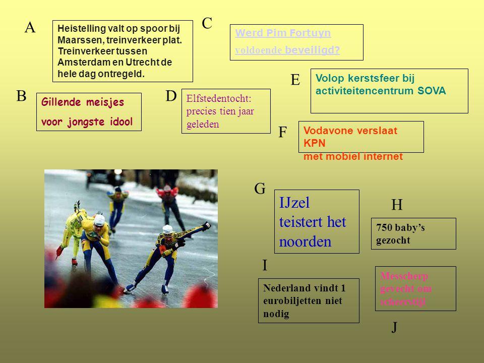 Heistelling valt op spoor bij Maarssen, treinverkeer plat. Treinverkeer tussen Amsterdam en Utrecht de hele dag ontregeld. Werd Pim Fortuyn voldoende