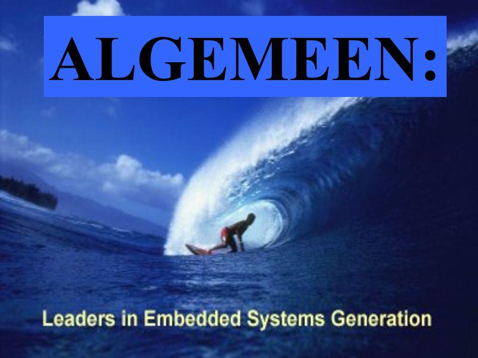 ALGEMEEN: