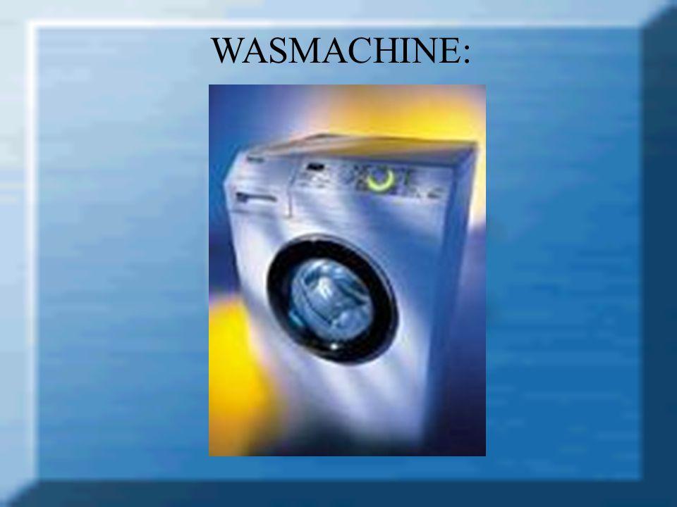 WASMACHINE: