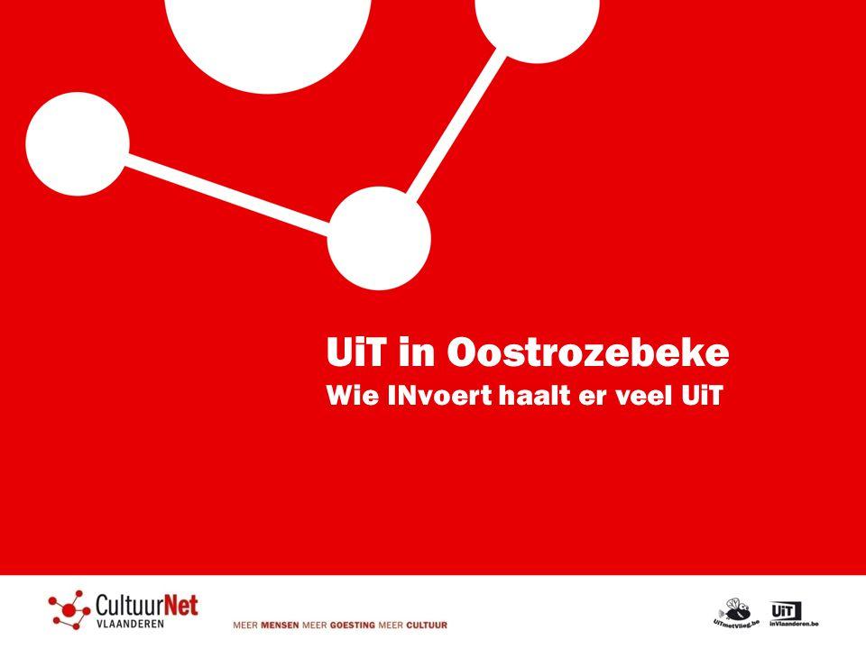 UiT in Oostrozebeke Wie INvoert haalt er veel UiT