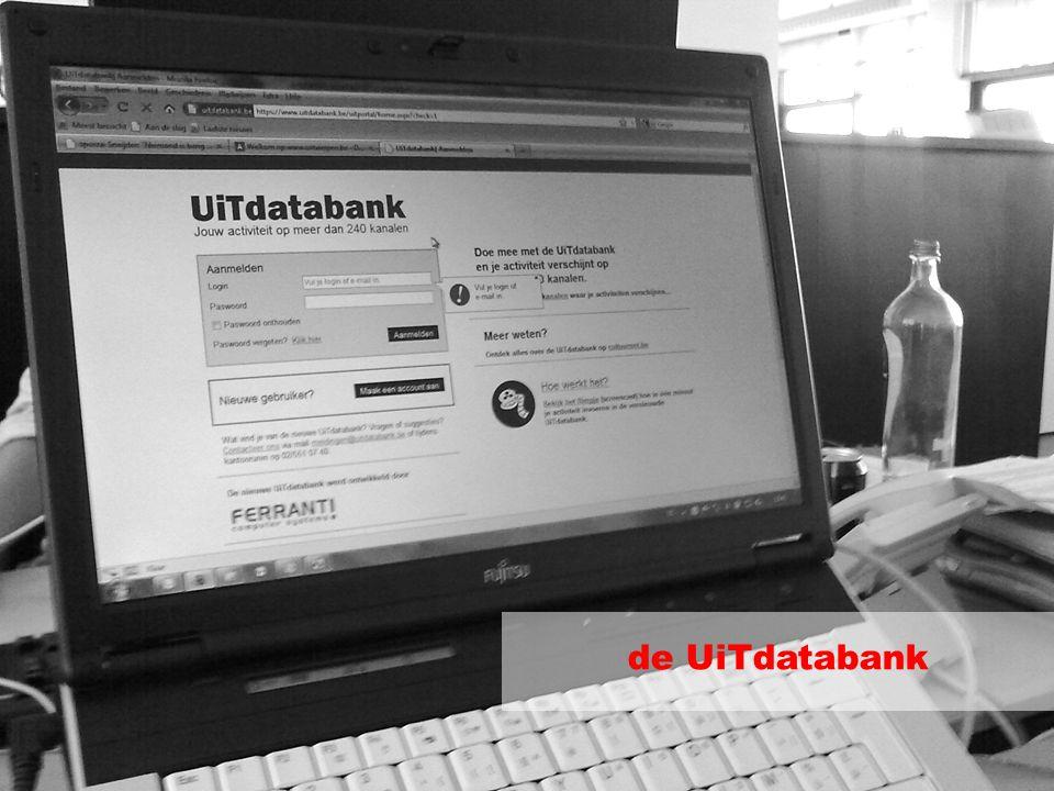 de UiTdatabank