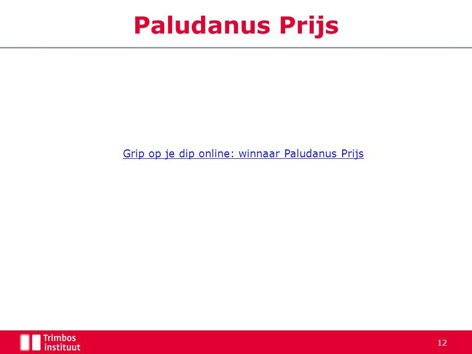 Grip op je dip online: winnaar Paludanus Prijs 12 Paludanus Prijs