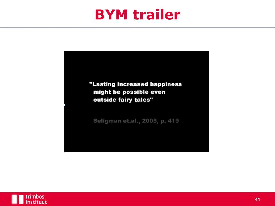 41 BYM trailer