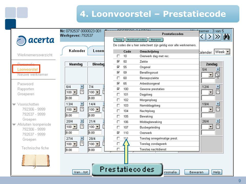 10 5.Loonvoorstel – Berichten Beste, Mijn werknemer wil een opleiding Frans volgen.