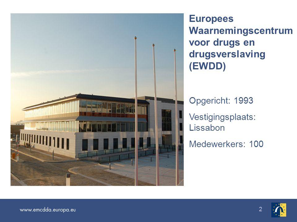 13 Trend in heroïnegerelateerde drugsdelicten Heroïne en spuiten Cocaïne Ecstasy en amfetaminen Cannabis Nieuwe drugs en internet De aanpak van drugs- problemen