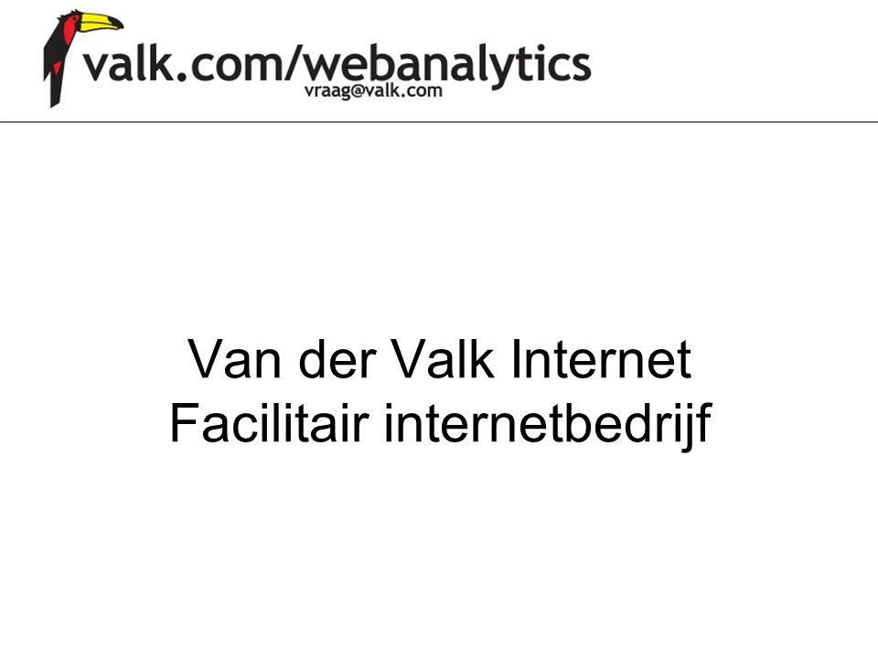 Van der Valk Internet Facilitair internetbedrijf
