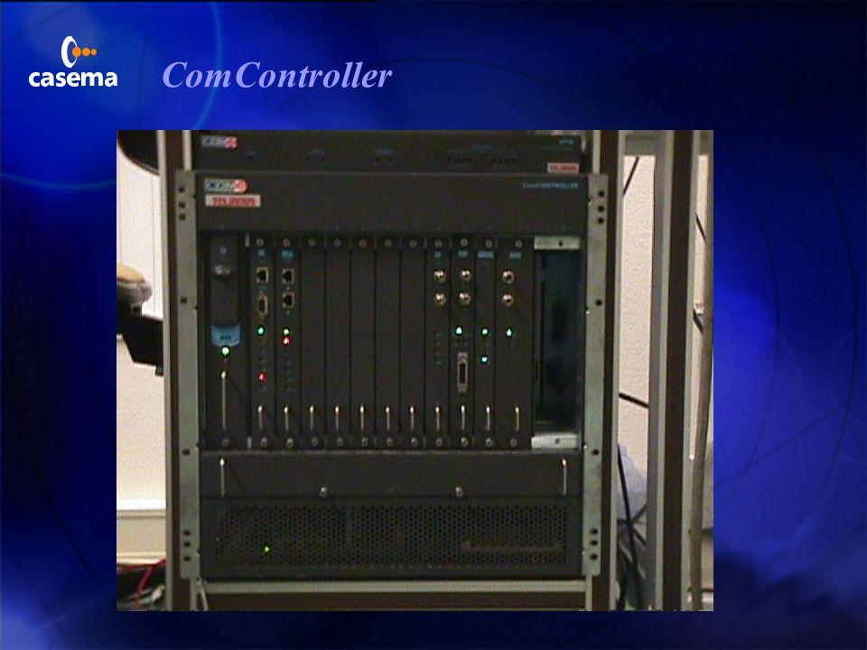 Internet over het kabelnet coax telecom- distributie- wijkcentra groep/eindversterker multitap centrum Internet analoog optischsysteem Casema internet