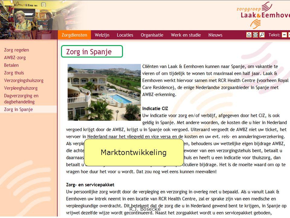 6 juli 2014 Titel Ondertitel [Bron] 6 juli 2014W. de Vries jr/VU  Tekst Marktontwikkeling R.J. Bösecke
