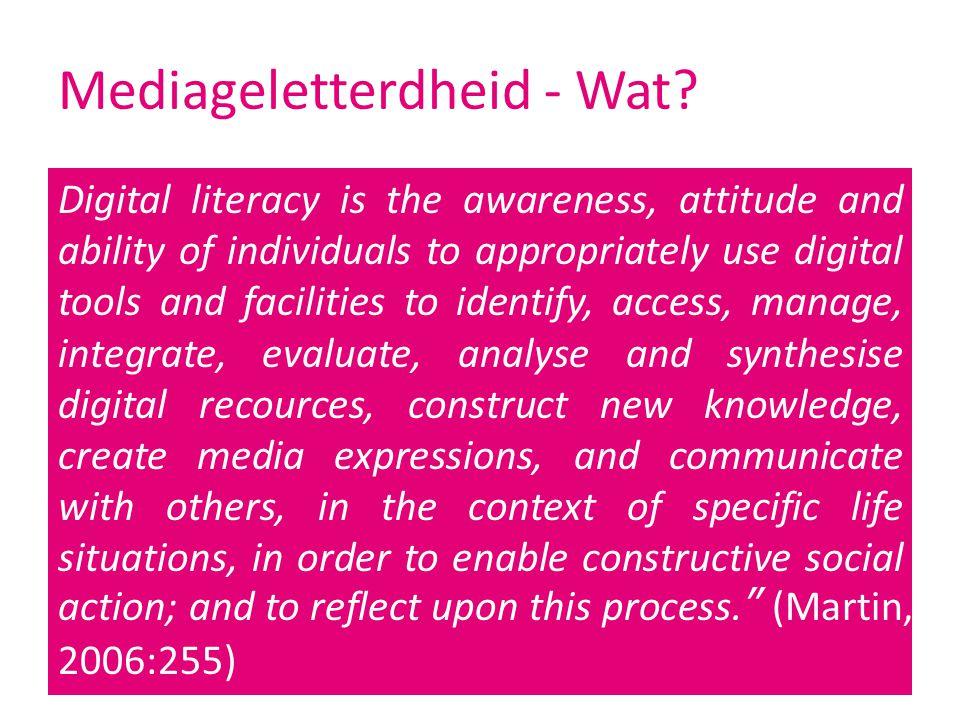 Digitale vaardigheden - Wat. Operationeel  Formeel  Communicatie  Informatie – cf.