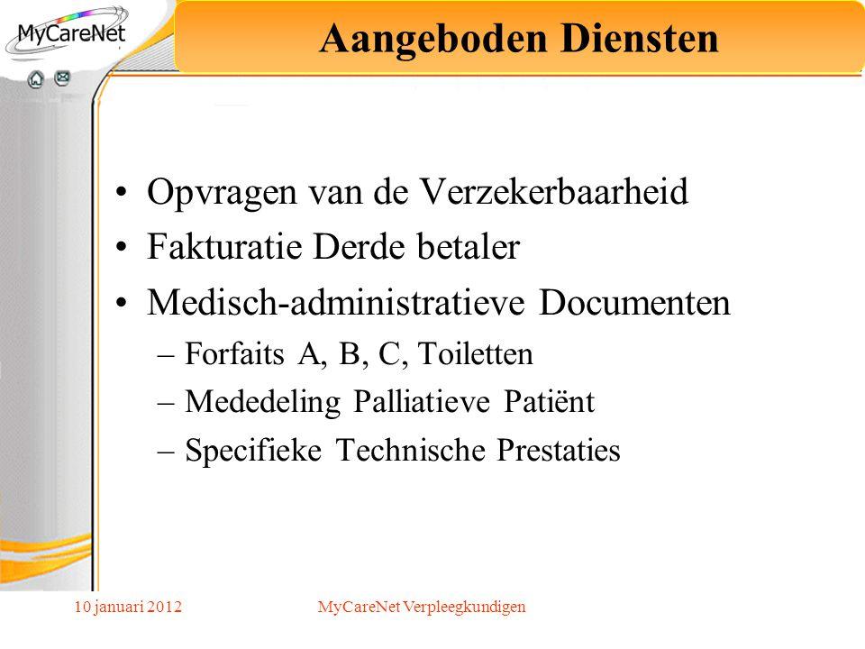 10 januari 2012 Als gevolg hiervan zal, vanaf 1/7/2012, GEEN ENKELE VI nog magnetische dragers aanvaarden Dus geen Dvd s, Cd s, diskettes, etc.