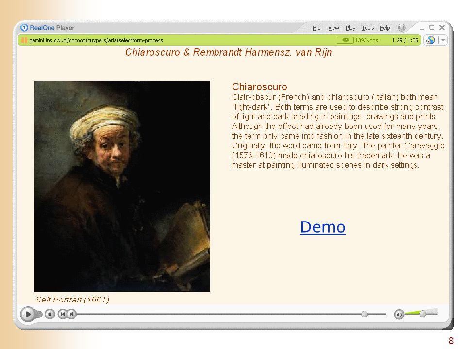 19 163116281638 16231628 Example Presentation Structure Rembrandt Chiaroscuro Caravaggists