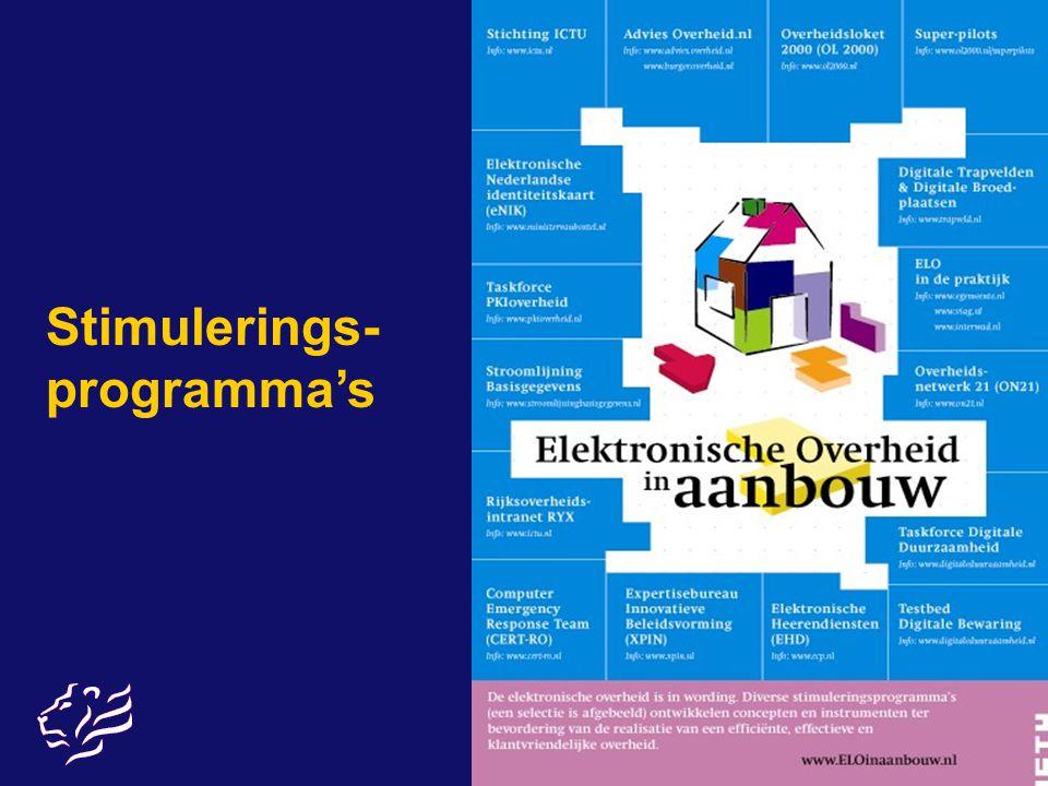 320 Stimulerings- programma's