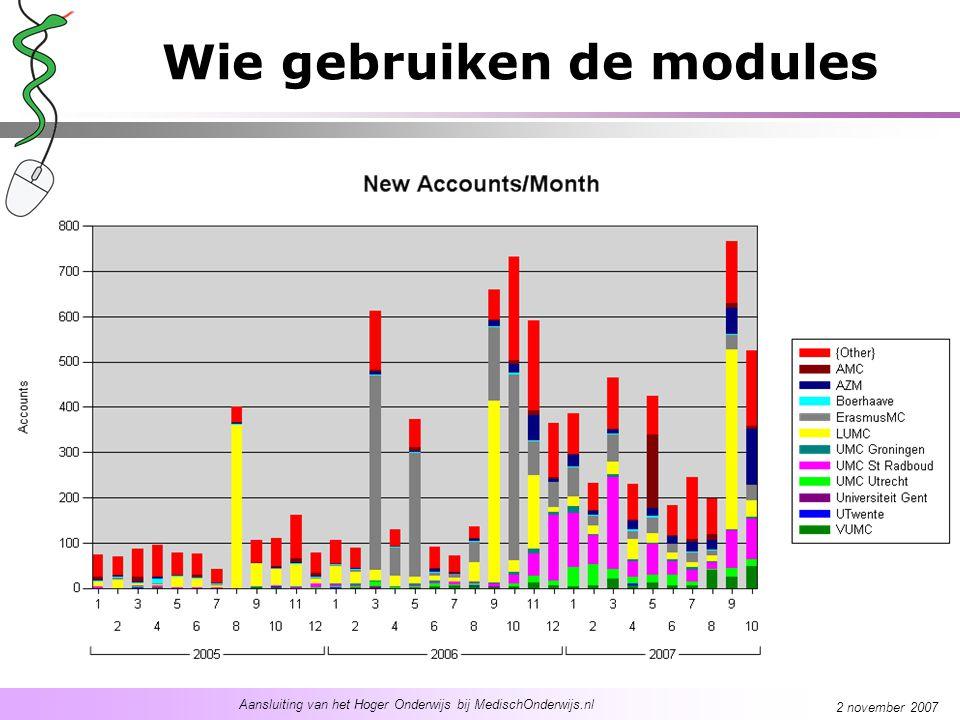 Aansluiting van het Hoger Onderwijs bij MedischOnderwijs.nl 2 november 2007 De hedendaagse student haalt al zijn studiemateriaal van internet en kijkt daarbij verder dan zijn eigen onderwijsinstelling.