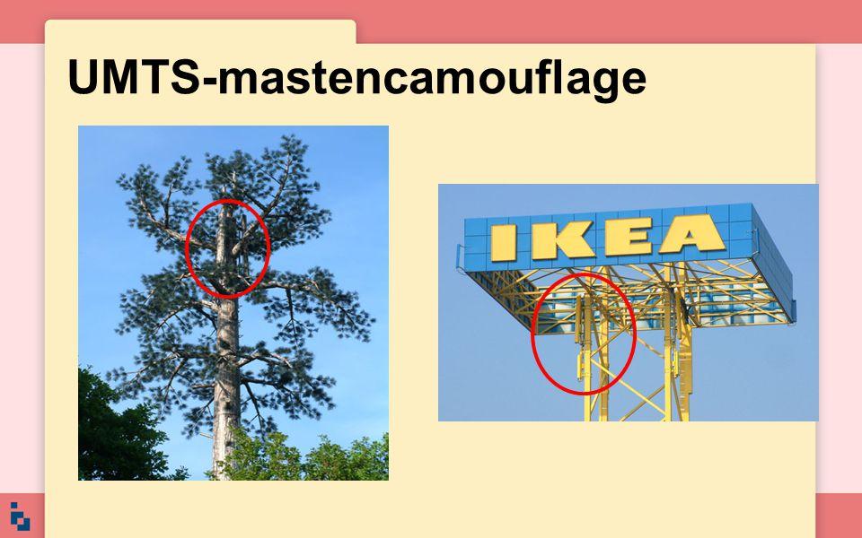 UMTS-mastencamouflage