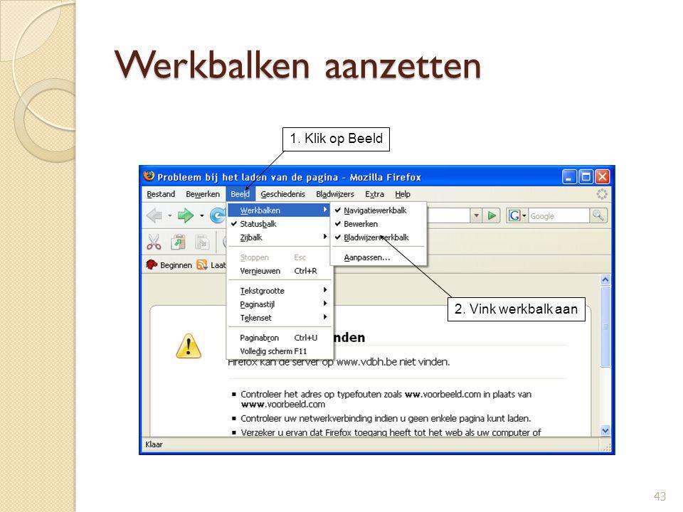 Printen vanuit Adobe Reader Surf naar Website met PDF bestand Klik op de link naar het bestand.