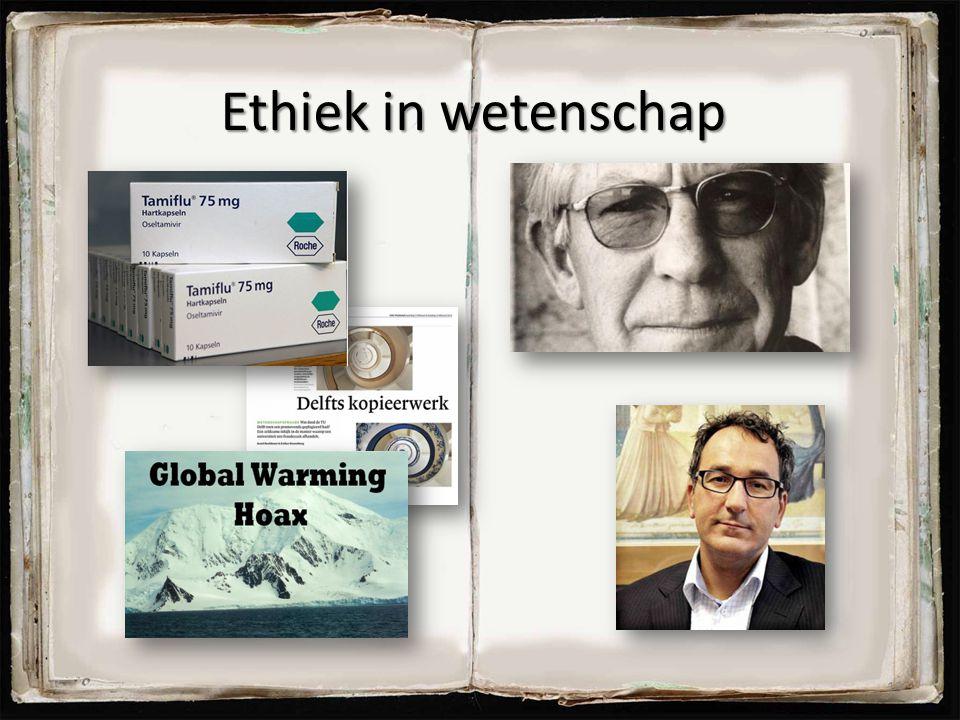 Ethiek in wetenschap 13
