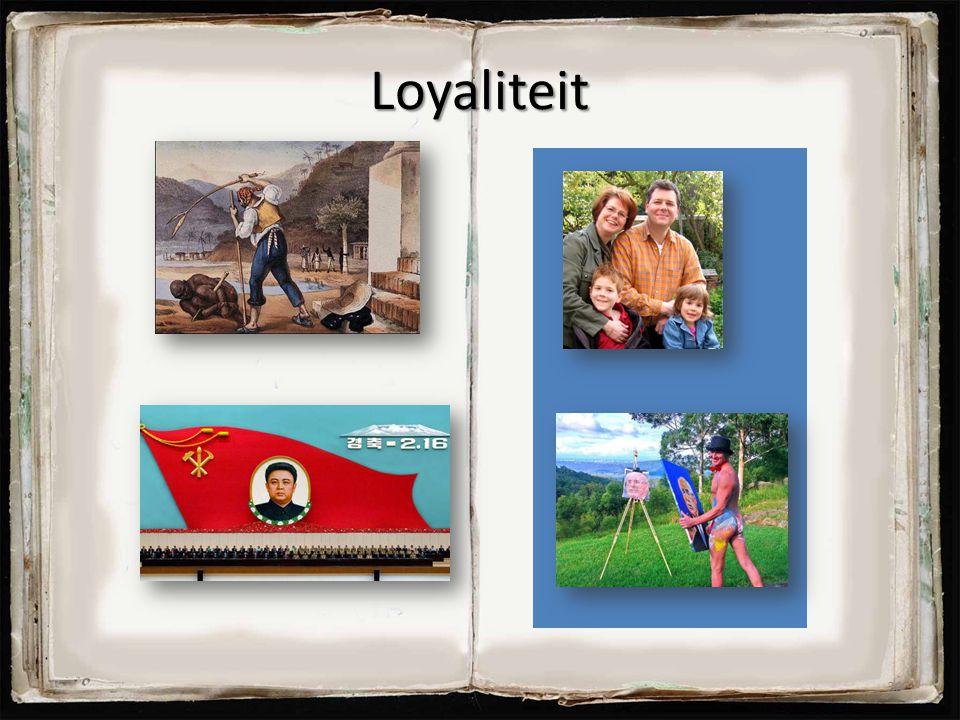 Loyaliteit 30