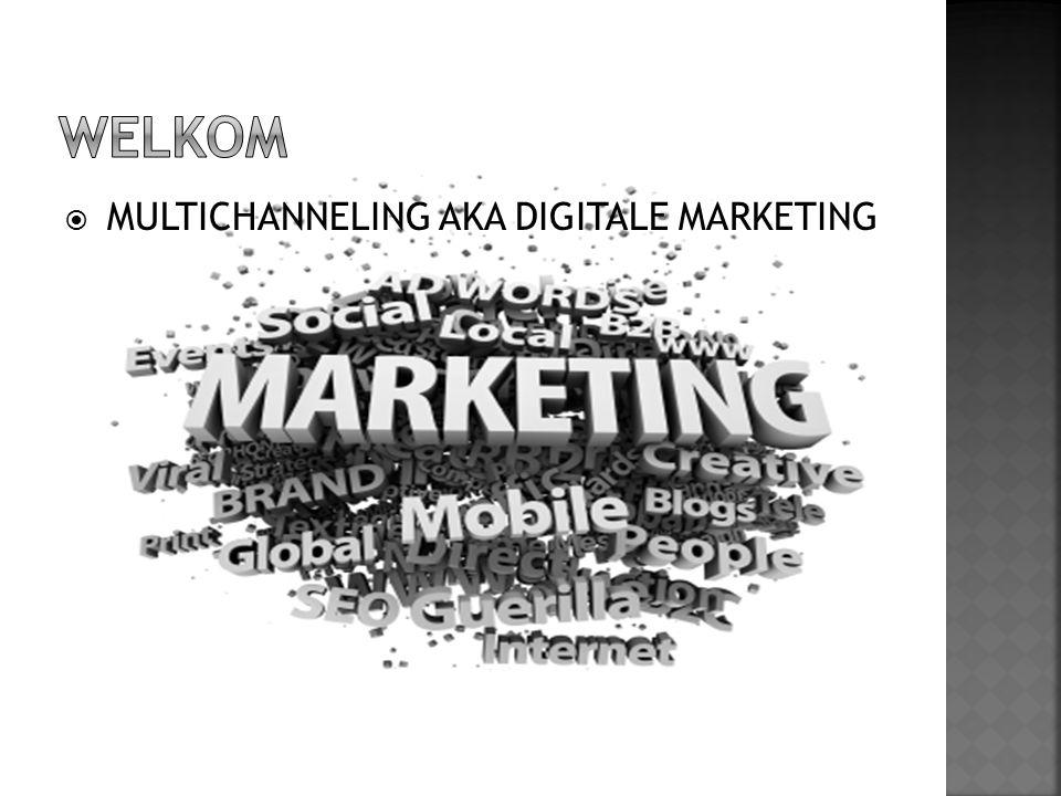  Multichanneling is een vorm van distributie en communicatie waarmee verschillende kanalen off- en online naast elkaar worden ingezet  Bij Multichanneling wordt wel gebruikgemaakt van meer distributie-en communicatiekanalen, maar wordt de klant geacht het gehele koopproces binnen één kanaal te doorlopen;