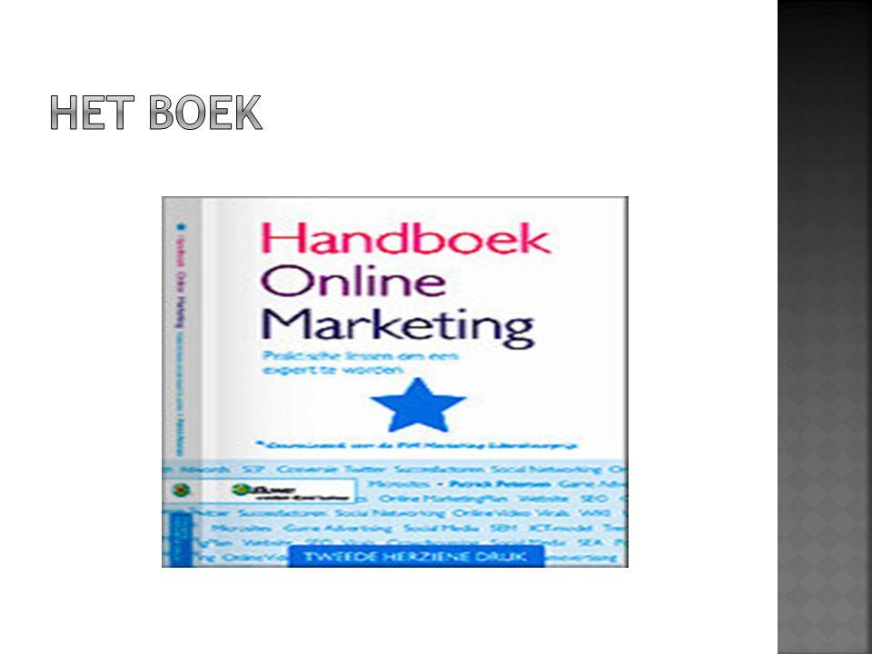 Handboek online marketing – Patrick Petersen.