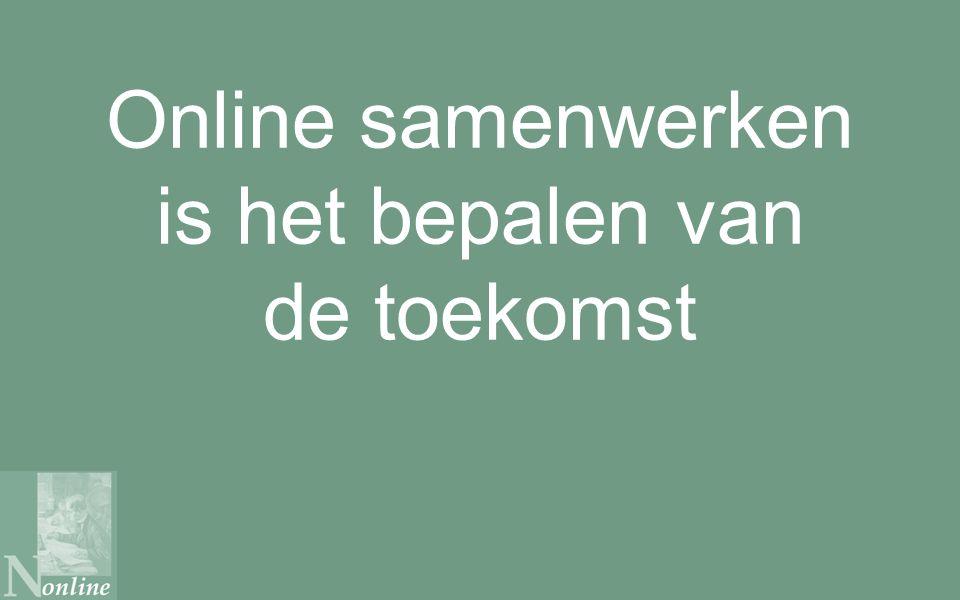 Noordzij Online Resultaat boeken door online samenwerken
