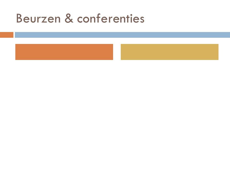 Beurzen & conferenties