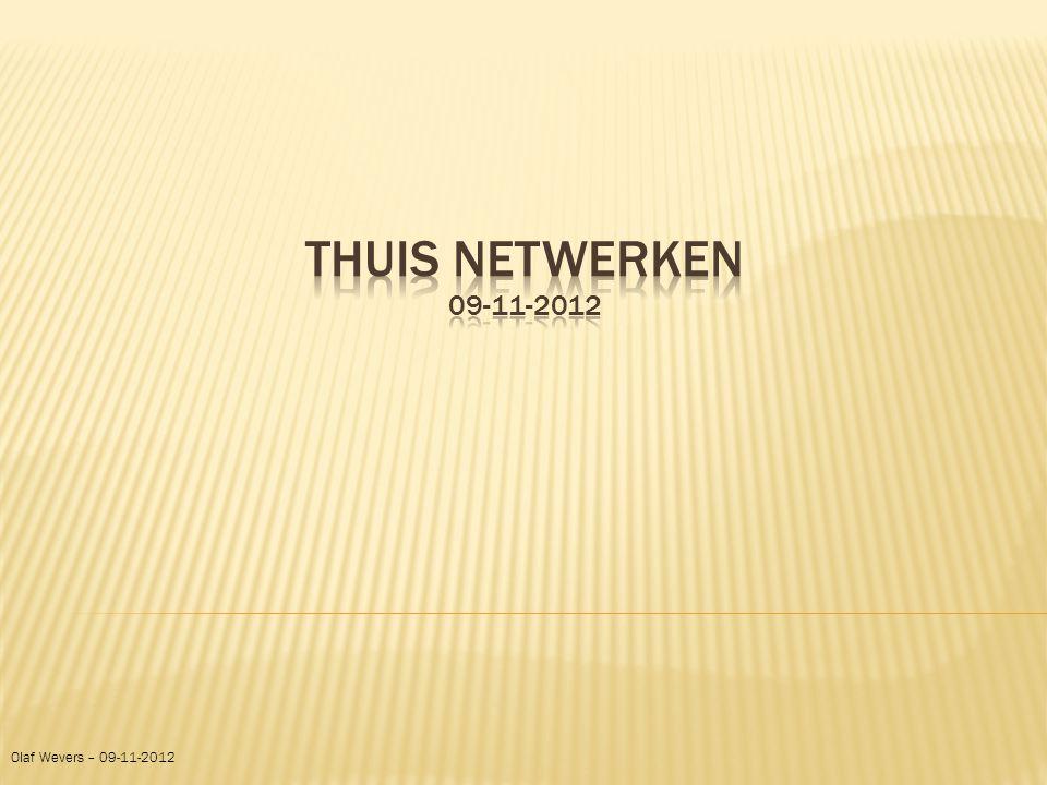 Olaf Wevers – 09-11-2012