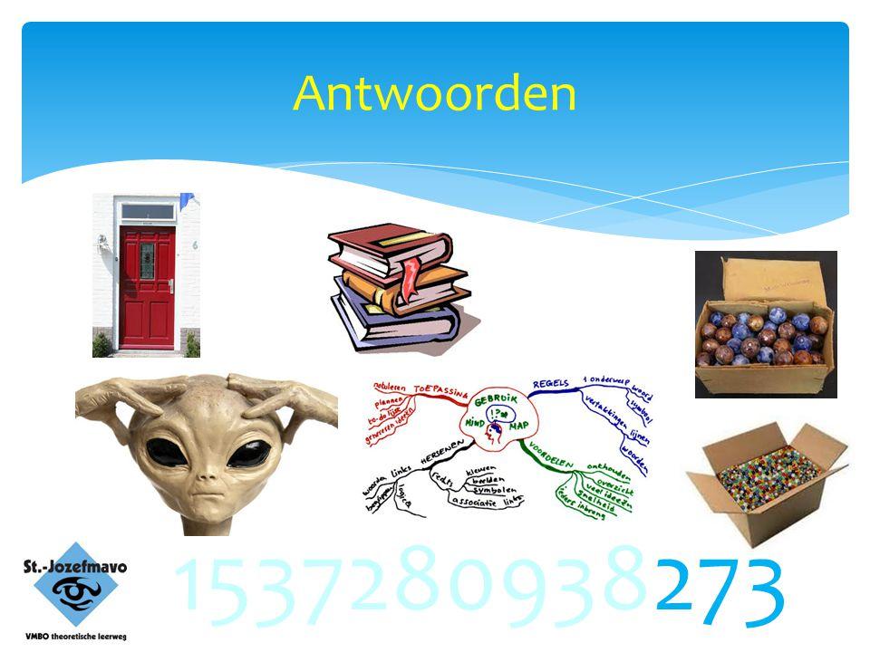 Antwoorden 1537280938273