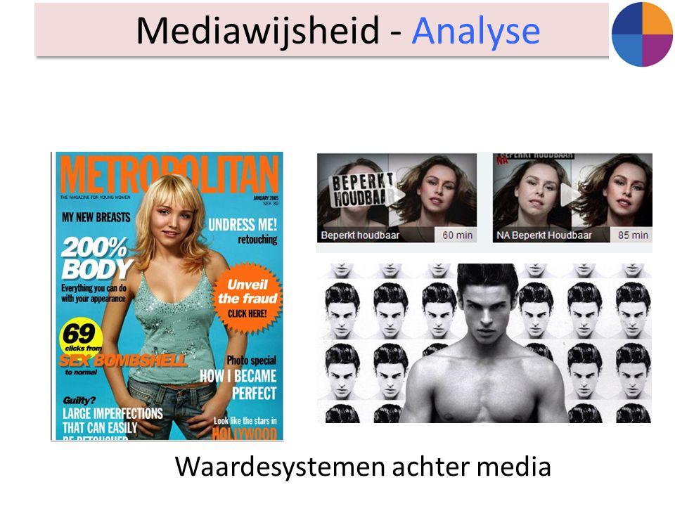 Waardesystemen achter media