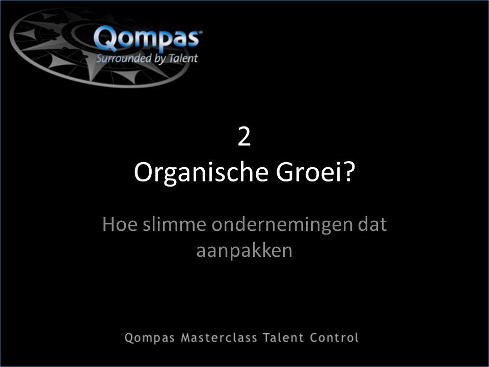 2 Organische Groei Hoe slimme ondernemingen dat aanpakken