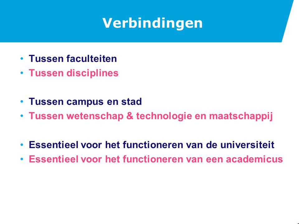 Academische Vorming Wie van alles een beetje weet, is een dilettant.