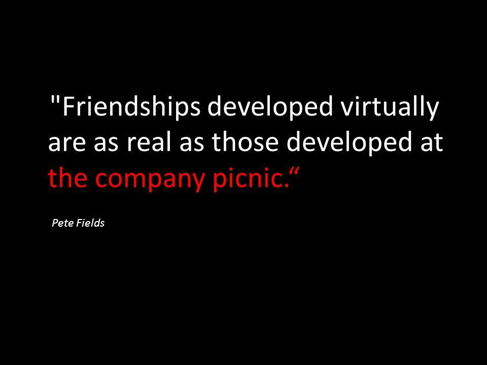 Iedereen kan door online sociale netwerken een bekendheid worden.