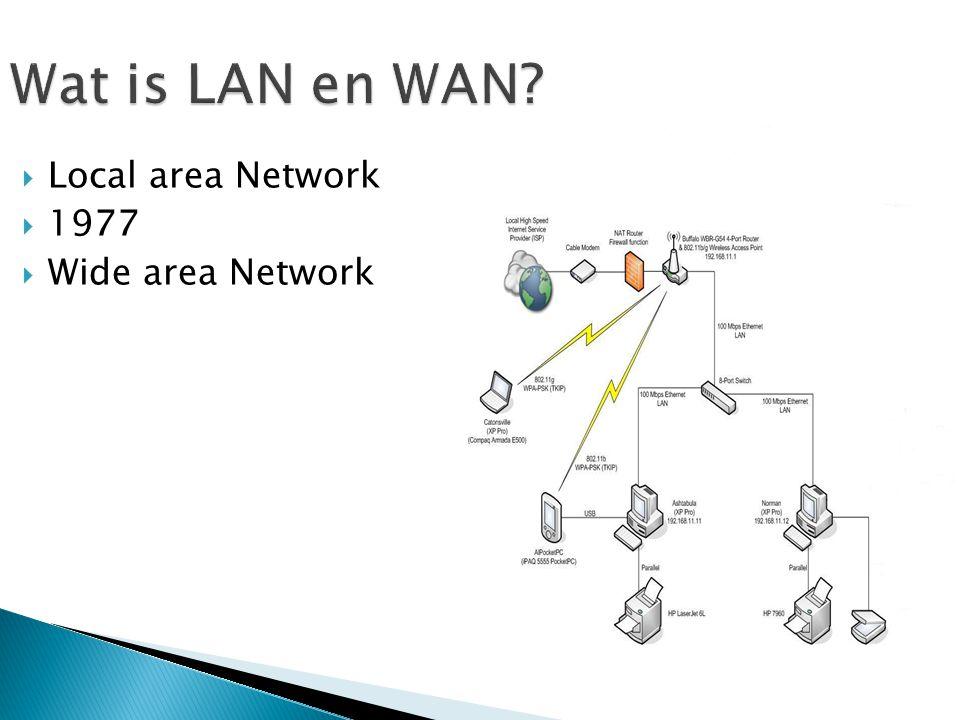  Ringnetwerk  Sternetwerk  Busstructuur  Vermaasdnetwerk  Boom structuur  Wi-Fi