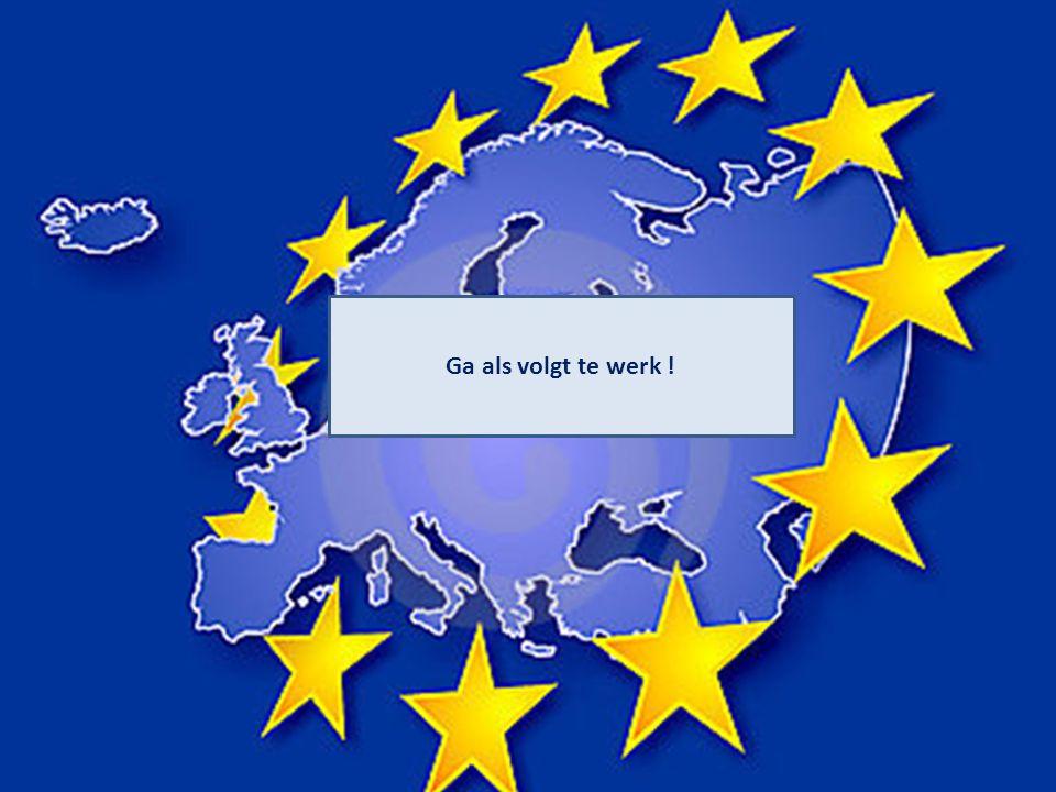 Schrijf een artikel over een 'Europees' onderwerp dat voor jou van belang is .
