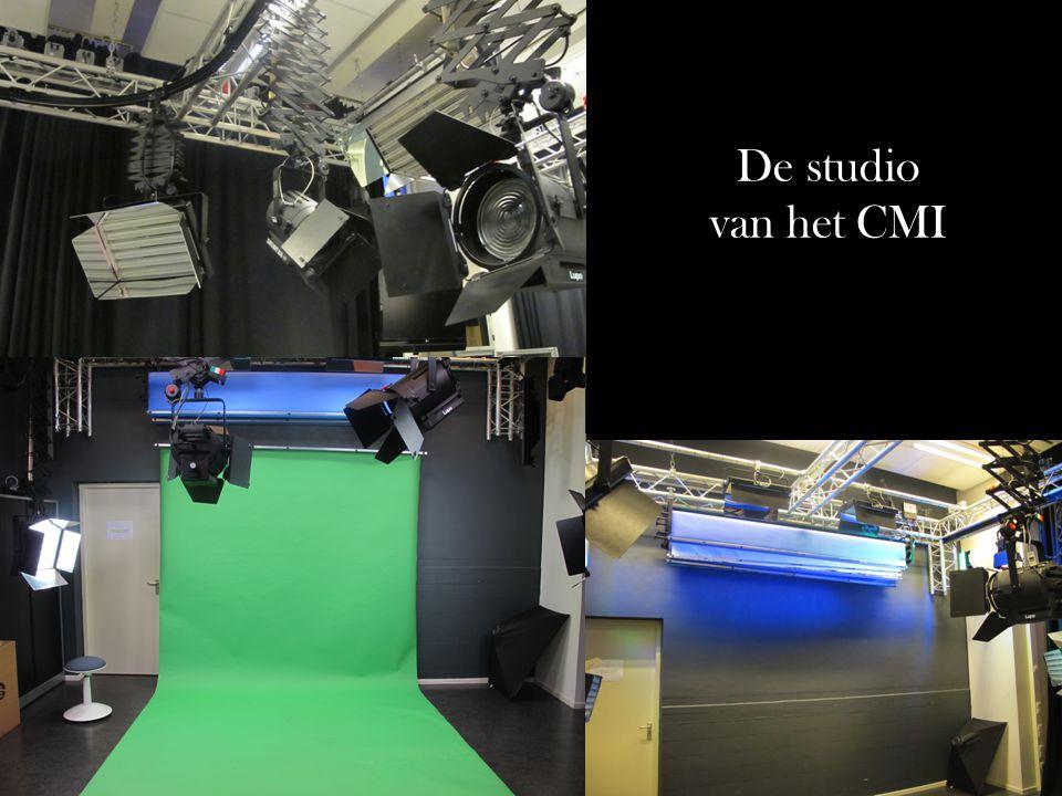De studio van het CMI