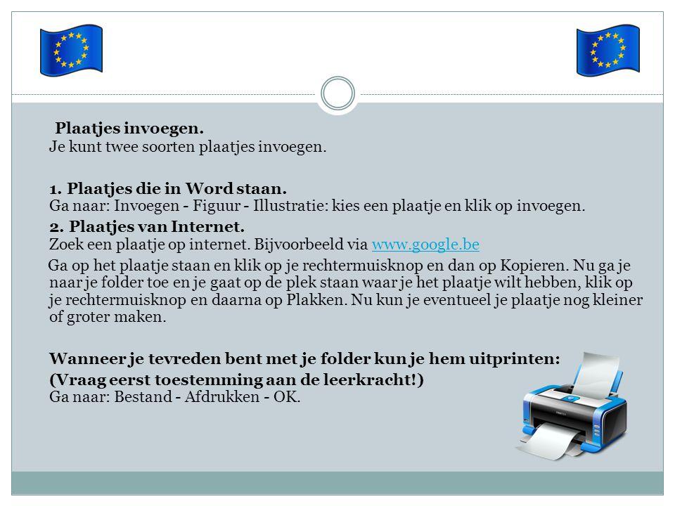 Bronnen Op deze site vind je een duidelijk overzicht van de landen in Europa: http://nl.wikipedia.org/wiki/Bestand:Kaart_Europa.jpg Sites met toeristische informatie: http://www.iselinge.nl/scholenplein/euro/landen/landenindex.html http://www.anwb.nl/vakantie/landeninformatie/europa,/europa.html http://www.travelsource.nl/destin/europe/europe.asp http://www.iselinge.nl/scholenplein/pabolessen/0304d2Europa/3frames/het_landschap_van _europa.htm http://sites.rnw.nl/europe4kids/index.html Sites waar je kunt zoeken naar informatie http://www.netwijs.nl/asp/invado.asp?t=nwhome&var=793&s=1 http://www.google.be/