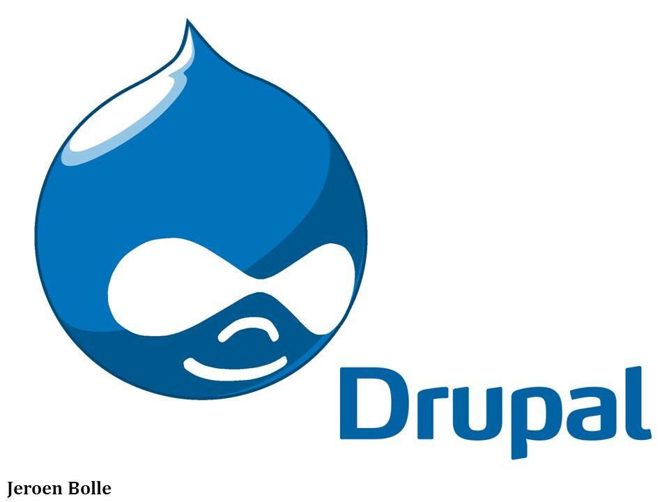 PHPTemplate theme engine bevindt zich standaard in Drupal core Beste keuze is PHPTemplate: volledig afgestemd op Drupal 6.