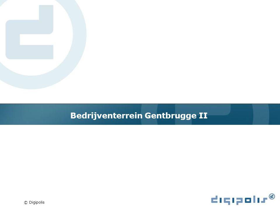 © Digipolis Bedrijventerrein Gentbrugge II