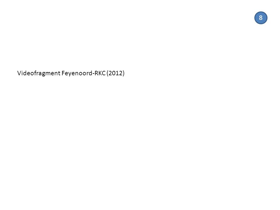 Videofragment Feyenoord-RKC (2012) 8