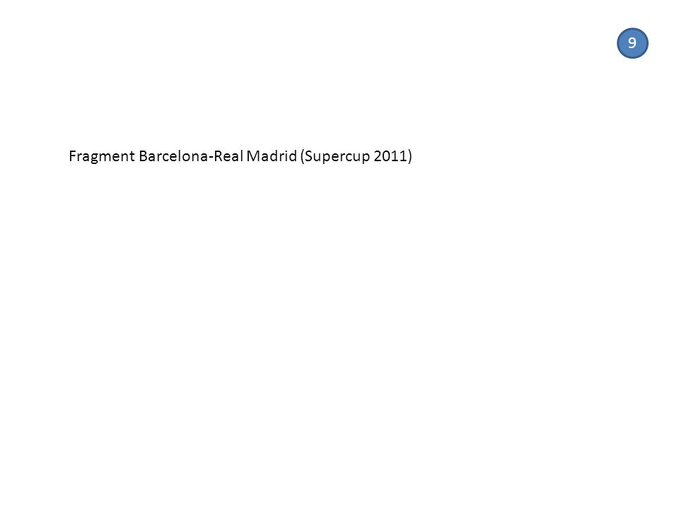 Fragment Barcelona-Real Madrid (Supercup 2011) 9