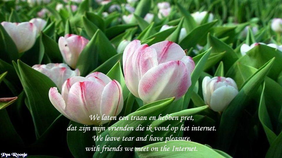 De een heeft het gemakkelijk de ander heeft het zwaar, maar vrienden ben je om er te zijn voor elkaar.