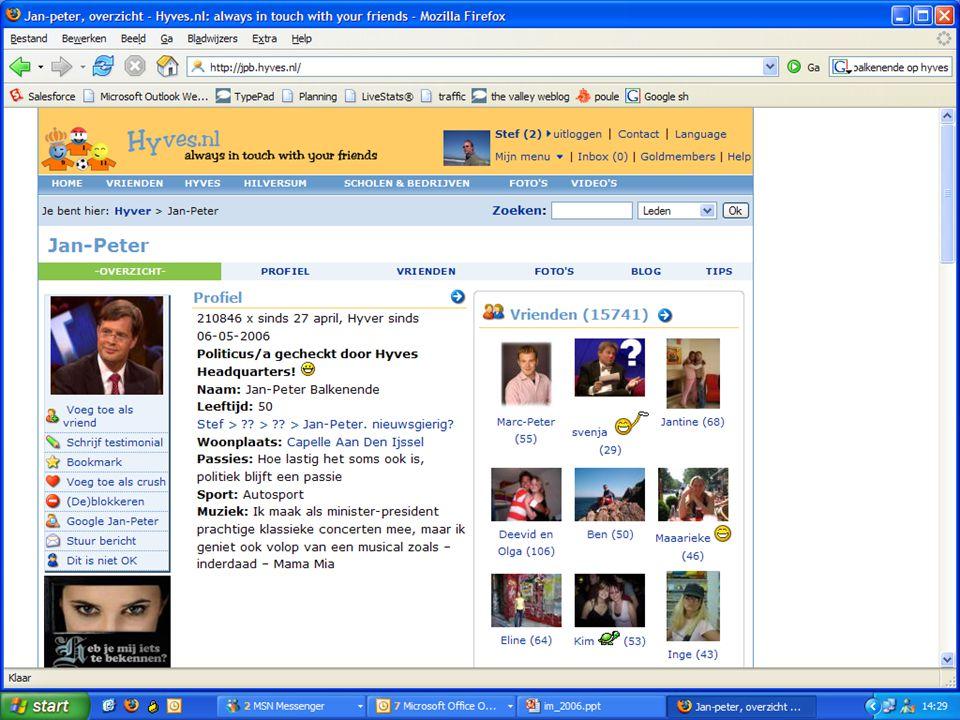 interactive marketing communications web 2.0 uitdagingen voor de marketeer traditionele media verliezen grip op publiek hoe bereik ik de consument in een medialandschap dat bestaat uit miljoenen blogs, podcasts, websites, virals, nieuwsbrieven, rss feeds, google adds, forums, netwerk sites, winkels en versnipperde tv momenten?