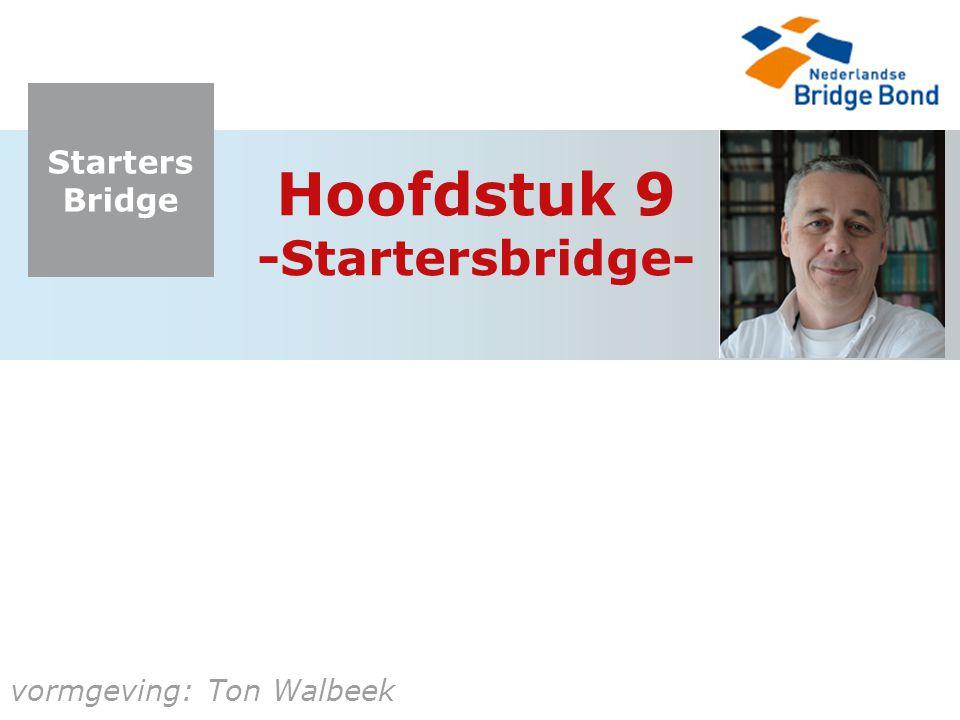 Starters Bridge Ongecodeerd bieden  Op deze wijze wordt 'gecodeerd' geboden  Startersbridge is een eenvoudig systeem als voorloper voor het 'echte bieden' WestNoordOostZuid pas 11 1 1SA 2 33 pas