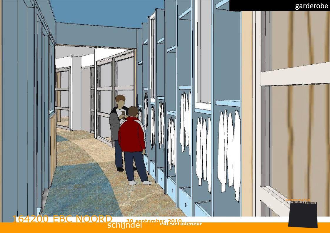 garderobe schijndel 164200 EBC NOORD PRES09 interieur 30 september 2010